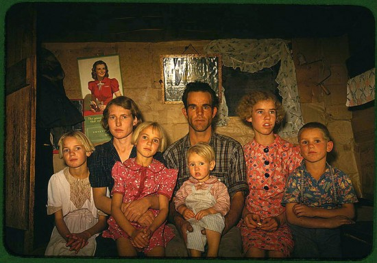 A Man Named Jack and His Family, October 1940