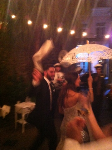 Nothing beats a New Orleans Wedding.