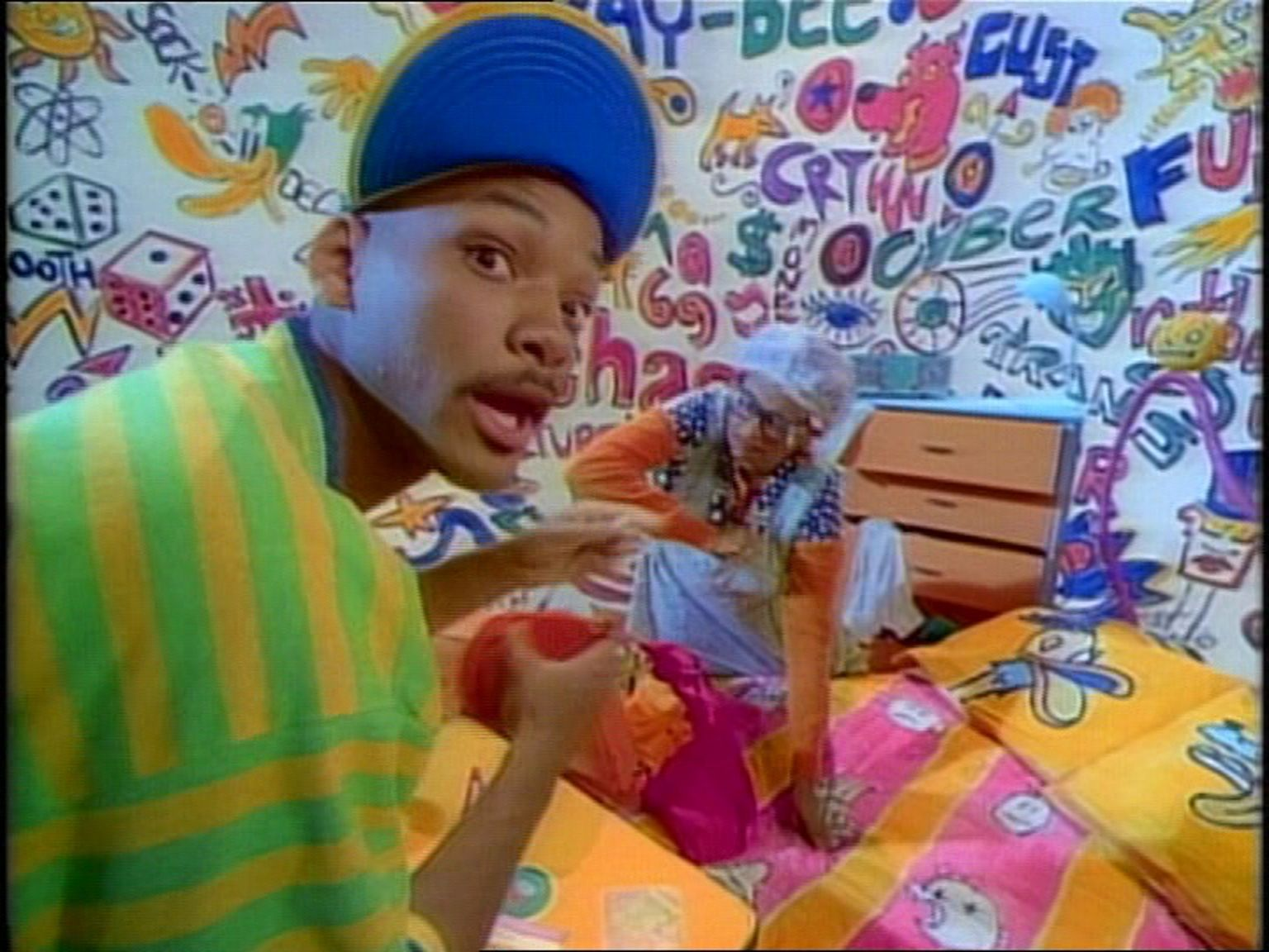 Fresh prince of bel air 1x01 the fresh prince project the fresh prince