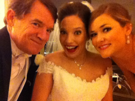 Bridal Selfie!