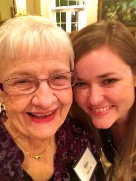 Grandma Selfie Yeah!