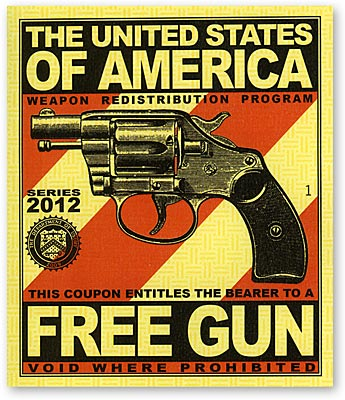 Guns: Much Safer Than Meds For Sick People.
