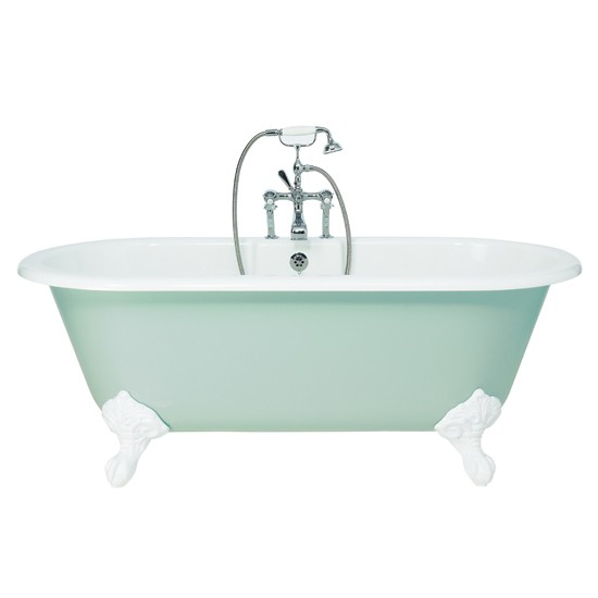 Here's what a bathtub looks like, in case you're too sick to remember.