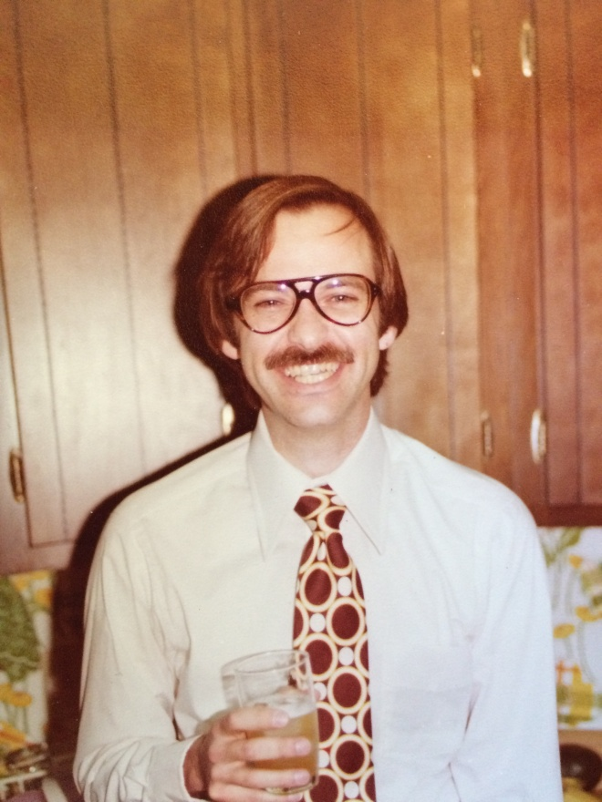 Happy Birthday to my Dad: THE ORIGINAL HIPSTER!
