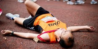 runner-on-ground